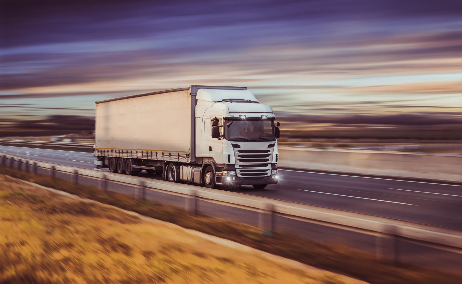 Lorry logistics