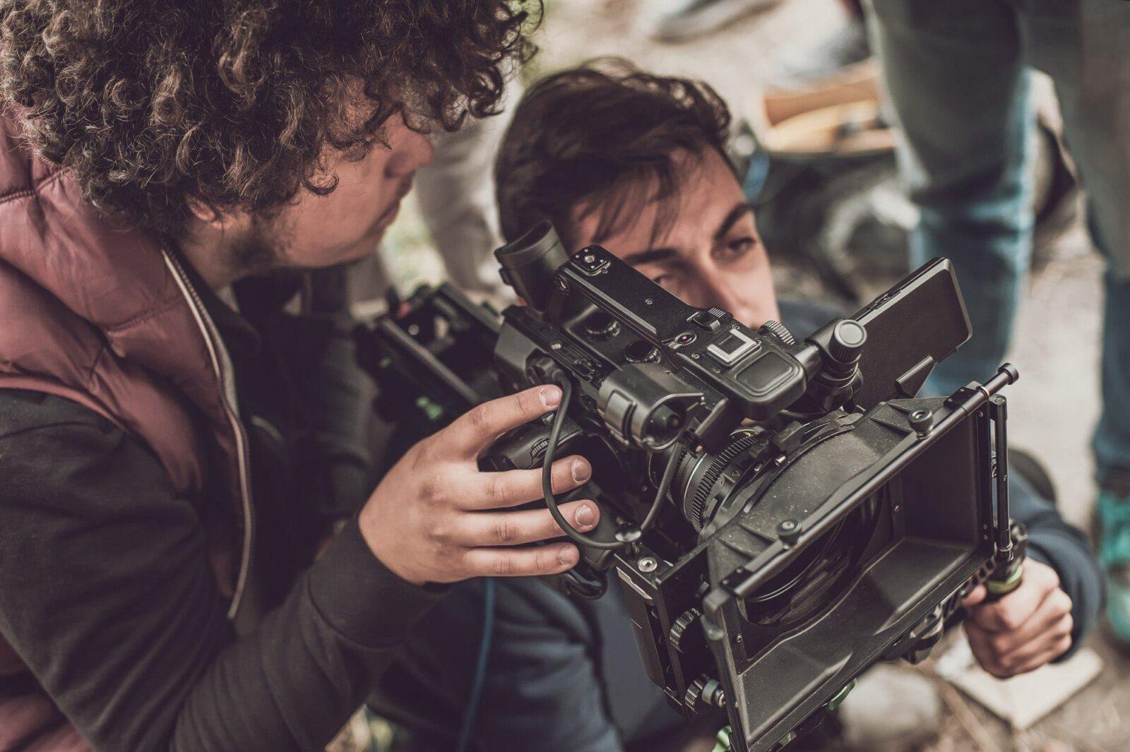 Media and camera